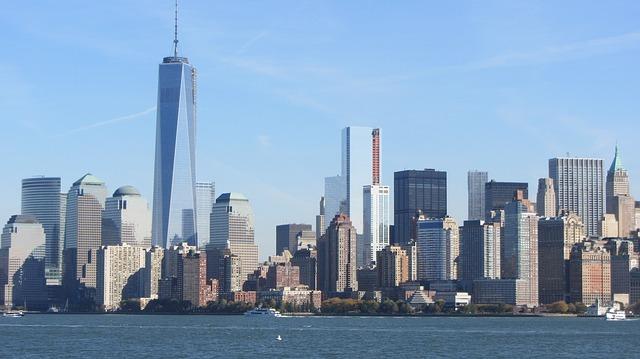 Nyc Manhattan City Ny New York